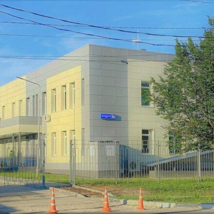 Амбулатория в поселении Щаповское